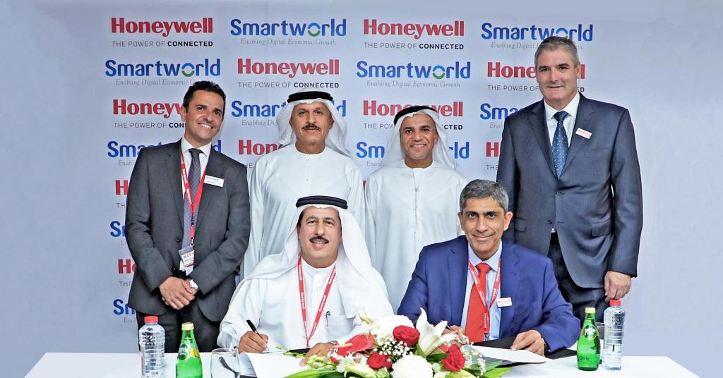smartworld and honeywell